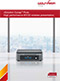 WolfVision vSolution Cynap Pure wireless presentation system brochure