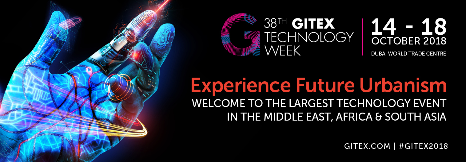 WolfVision systems on show at GITEX Technology Week 2018, Dubai