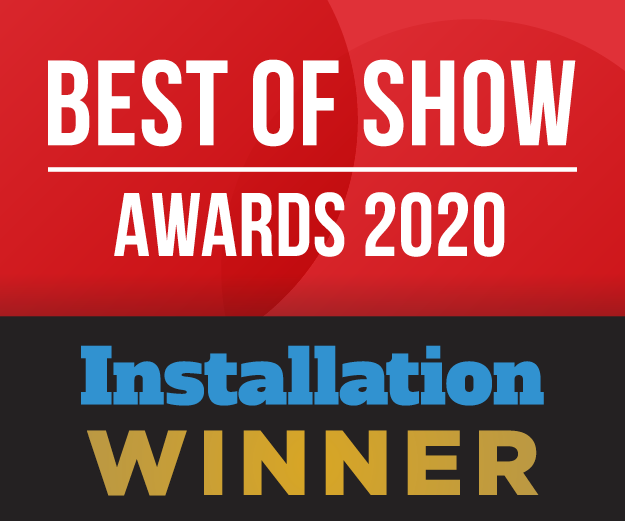 WolfVision wins Best of Show award at #ISE2020