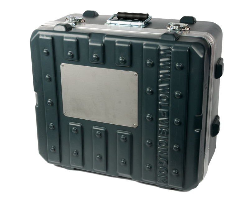 WolfVision solid flight case