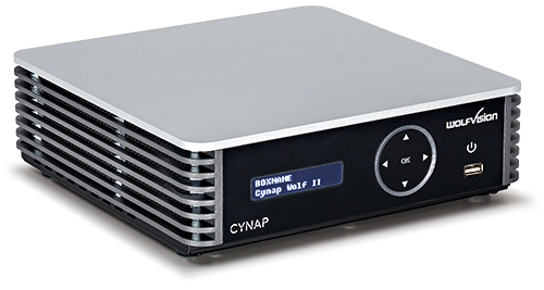 Cynap Collaboration & wireless presentation!