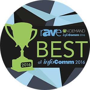 Best of InfoComm 2016