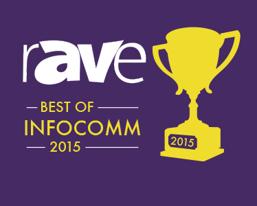 Best of InfoComm 2015